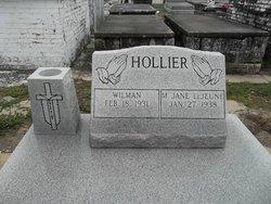 M Jane <i>LeJeune</i> Hollier