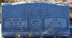 P. O. Dahl
