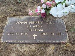 John Henry Gill