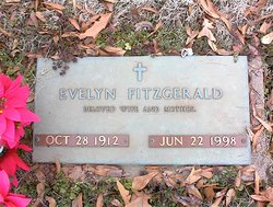 Evelyn Fitzgerald