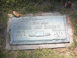 Barbara Jean Harrison