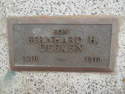 Bernhard H. Deeken