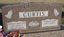 Shirley Marlene <i>Runnells</i> Curtis