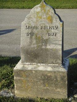 Sarah Baltzley