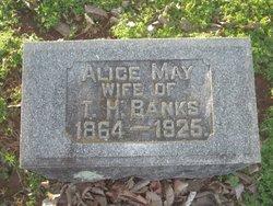 Alice May Banks