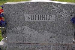 Hayden George Washington Nicky Kuehner