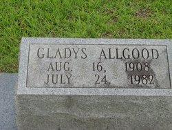 Gladys <i>Case</i> Allgood
