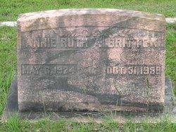 Annie Ruth Albritton
