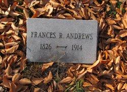 Frances R Andrews