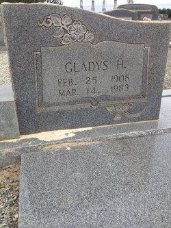 Gladys <i>Harper</i> Spivey