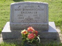 Mary <i>Bommerscheim</i> Enzenauer