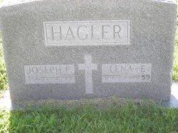 Lena Elizabeth <i>Schneider</i> Hagler