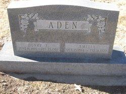 Amelia <i>Hofferber</i> Aden