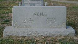 Mary Walts Mamie <i>Key</i> Neill