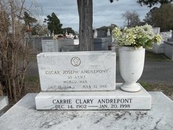 Carrie Theresa <i>Clary</i> Andrepont