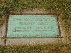 Emmett W Jones