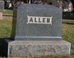 Josephine M <i>Koehler</i> Allen