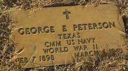 George Ezell Peterson