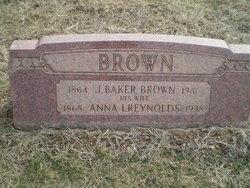 Anna Isabel <i>Reynolds</i> Brown