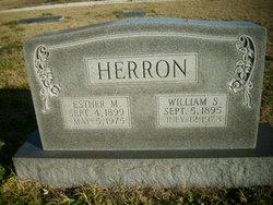 William Sidney Stone Herron