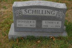 Sylvester D Schilling