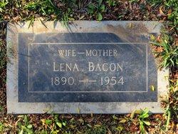 Lena Pauline <i>Zimmerman</i> Bacon