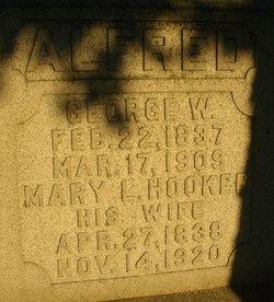 Mary L. <i>Hooker</i> Alfred