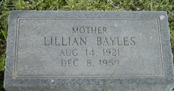 Lillian Pauline <i>Bayles</i> Acree
