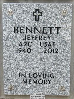 AMN Jeffery Bennett