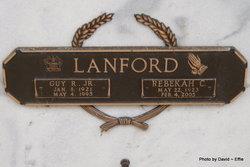 Guy Ravenel Lanford, Jr