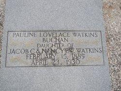 Pauline Lovelace <i>Watkins</i> Buchan