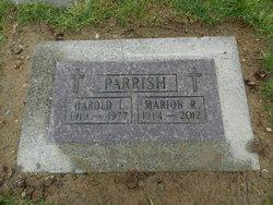 Marion Ruth <i>Daly</i> Parrish
