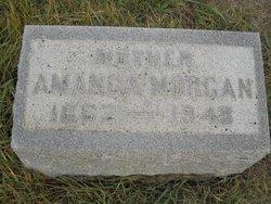 Amanda <i>Carpenter</i> Morgan