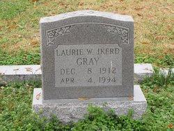 Laurie W <i>Ikerd</i> Gray