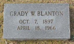 Grady Winfred Blanton, Sr