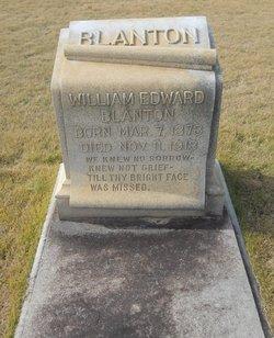 William Edward Blanton