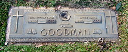 Maude Louise <i>Huneycutt</i> Goodman