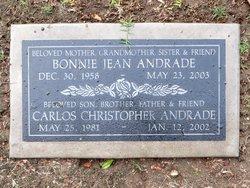 Bonnie Jean Andrade