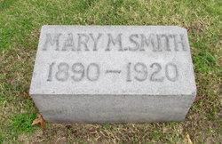 Mary M <i>Treece</i> Smith