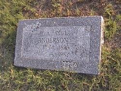 Ella <i>Daniel</i> Anderson