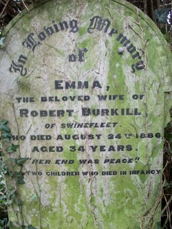 Emma Burkill