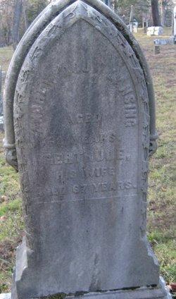 Gertrude <i>Hinman</i> Lansing