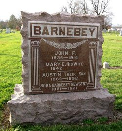Nora A. <i>Barnebey</i> Newgent
