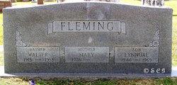 Walter Columbus Judge Fleming