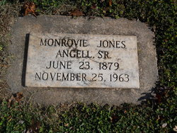 Monrovie Jones Angell, Sr