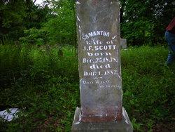 Samantha J. <i>Garrott</i> Scott