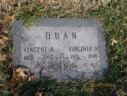 Virginia N <i>Hill</i> Quan