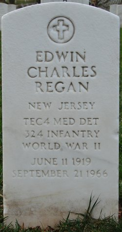 Edwin Charles Regan