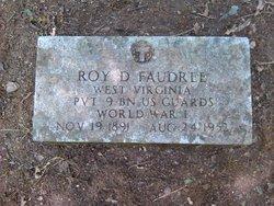 Roy Dayton Faudree