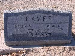Rosie Ella <i>Turner</i> Eaves